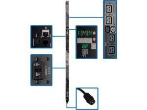 Tripp Lite PDU3VSR6H50A Switched 0U 208V 40A 6 ft 3-Phase PDU