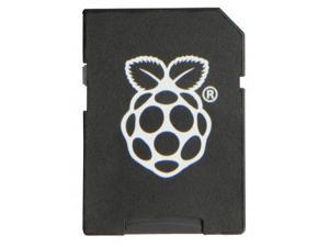Raspberry Pi 8GB Preloaded (NOOBS OS) Micro SD Memory Card - 6 Operating Systems - OEM
