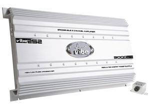 Vibe 3000 Watt 2 Channel Mosfet Amplifier