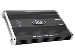 3000 Watt 2 Channel Bridgeable MOSFET Amplifier