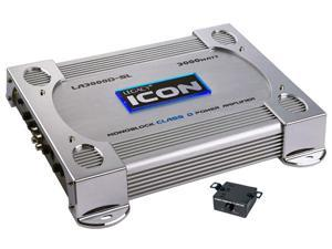 3000 Watt Mono-Block Class-D Amplifier (Silver)