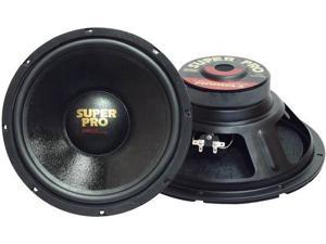 Pyramid - 10'' 500 Watt Subwoofer