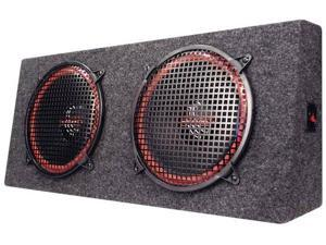 Pyramid - Dual 15'' 800 Watt 4-Way Stereo Hatchback Speaker System