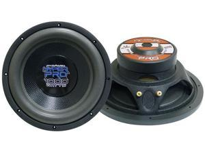 Pyramid - 15'' 1200 Watts Subwoofer
