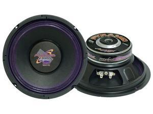Pyramid - 8'' 250 Watt High Power Paper Cone 8 Ohm Subwoofer