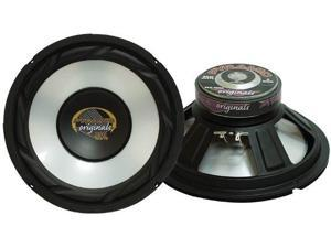 Pyramid - 10'' High Power White Injected P.P. Cone Woofer