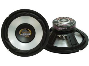 Pyramid - 8'' 300 Watts High Power White Injected P.P. Cone Woofer