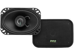 Pyle - 4'' x 6'' 160 Watt Two-Way Speakers