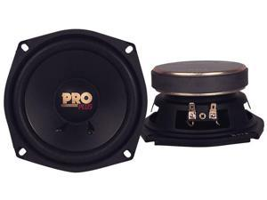 Pyramid - 5.25'' 150 Watt Mid-Bass Poly Woofer