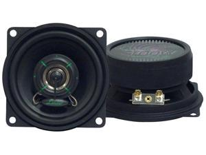 Lanzar - VX 4'' Two-Way Speakers