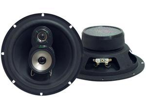 "Lanzar - VX 8"" Three-Way Speakers"