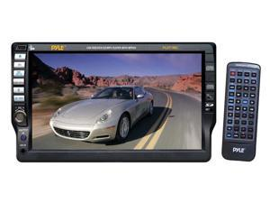 Pyle - 7'' TFT Touch Screen DVD/CD/MP3/CD-R/USB/AM/FM/RDS Receiver