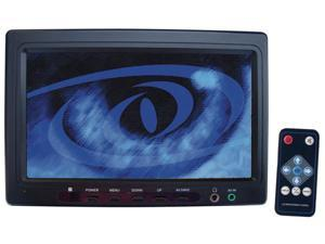 "Pyle - 7"" Wide Screen TFT LCD Monitor w/Front Panel A/V Inputs (Refurbished)"