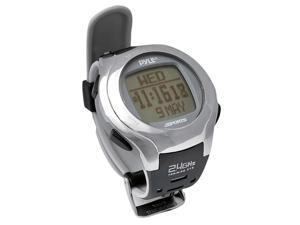 Pyle - 2.4GHz Heart Rate Monitor W/ Coded Heart Rate Transmission, Step Counter, Distance, Calories Expenditure, Exercise ...
