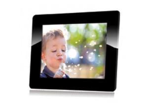 Impecca - DFM842A 8-inch 800x600 Digital Photo Frame with 2GB Internal Memory