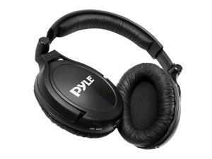 High-Fidelity Noise-Canceling Headphones With Carrying Case