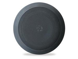 PyleHome PDIC61RDBK 6.5-Inch 2-Way In-Ceiling Speaker System, Black