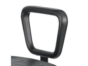 "Safco 5143 TaskMaster® Closed Loop Armrests 2""w x 13""d x 9""h Black - OEM"