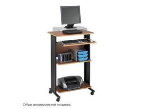 "Safco 1923CY Muv™ Stand-up Workstation 29 1/2""w x 22""d x 45""h Cherry - OEM"