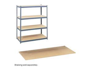 "Safco 5261 Shelves for Archival Shelving 69""w x 33""d x 84""h Particleboard"