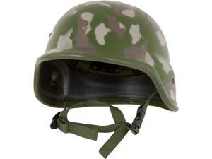 Tactical M88 ABS Tactical Helmet - With Adjustable Chin Strap - Camo Camouflage