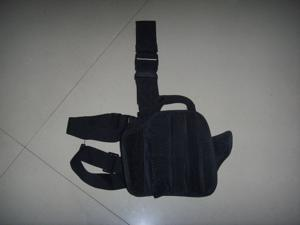 Tactical Drop Leg Holster Black