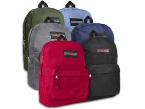 Classic 17 Inch Backpack Case Pack 24 - 6 colors