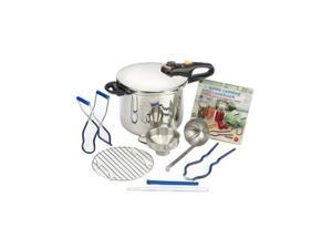 Fagor 9 Piece Pressure Canning Set