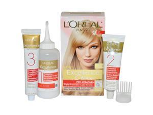 L'Oreal Excellence Creme Triple Protection Color 9A Light Ash Blonde