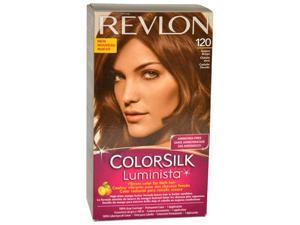 Colorsilk Luminista #120 Golden Brown by Revlon for Women - 1 Application Hair Color