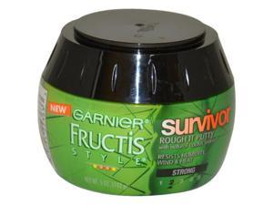 Fructis Style Survivor Rough It Putty by Garnier for Unisex - 5 oz Putty