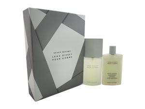 L'eau D'issey by Issey Miyake for Men - 2 Pc Gift Set 4.2oz EDT Spray, 3.3oz After Shave Balm