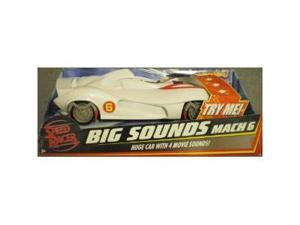 HOT WHEELS Speed Racer Big Sounds Mach 6