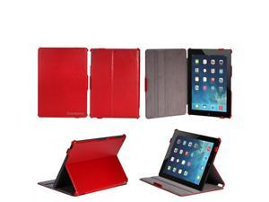 AceAbove Apple iPad Air Case - Slim-Fit Case with Stand for iPad 5 Air (5th Gen) Tablet, With Smart Cover Auto Wake / Sleep