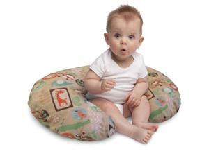 Boppy Cottony Cute Slipcover (Jungle Patch)