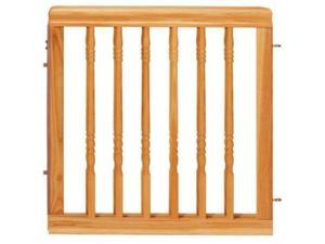 Evenflo Home Decor Stair Gate (Natural Oak)
