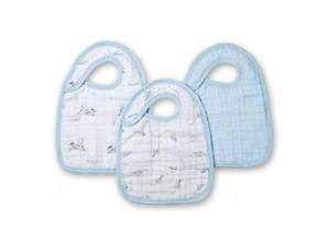 aden + anais Snap Bib (Liam the Brave) – 3-pack
