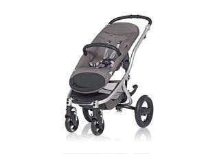 Britax Affinity Stroller Base (Silver)