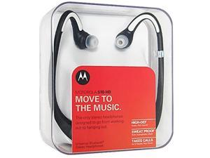 Motorola S10-HD Bluetooth Stereo Headset Behind the Neck S10-HD 89439N (Red/Black) - OEM