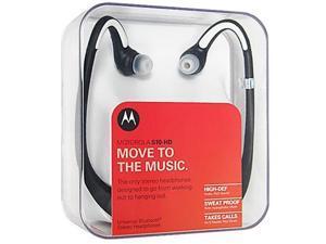 Motorola S10-HD Bluetooth Stereo Headset Behind the Neck S10-HD 89439N (Red/Black) - OEM