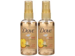 Dove Go Fresh Body Mist-Burst-3 oz