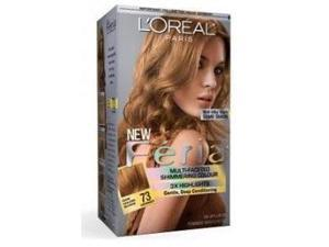 L'Oreal Paris Feria Multi-Faceted Shimmering Colour, Golden Sunset 73