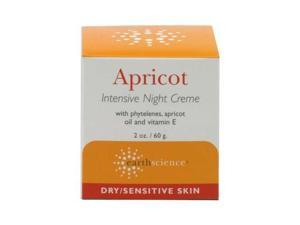 Apricot Night Cream - Earth Science - 1.65 oz - Cream