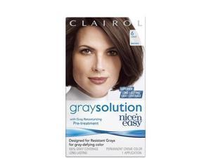 Clairol Nice'n Easy Gray Solution006 Light Brown