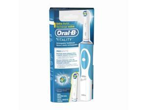 Oral-B Vitality Prowhite Rechargeable Power Toothbrush, Light Blue and White