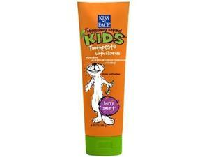 Kids Berry Smart Toothpaste w/Fluoride - 4 oz - Paste
