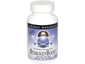 Hydrogen boost 500mg - Source Naturals, Inc. - 60 - VegCap