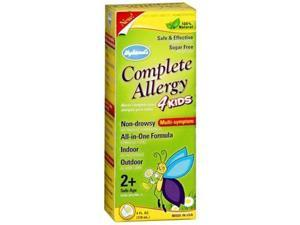 Complete Allergy 4 Kids By Hylands Homeopathic - 4 Oz, 2 Pack
