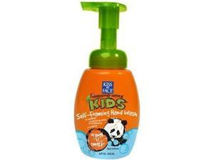 Kids Orange U Smart Foaming Hand Wash - Kiss My Face - 8 oz - Liquid