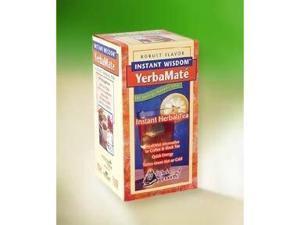 Wisdom Of The Ancients - Yerbamate Instant Wisdom Robust, 2.82 oz powder